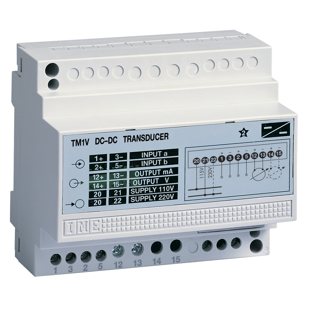 TM1V -  DC Voltage Isolated Transducer