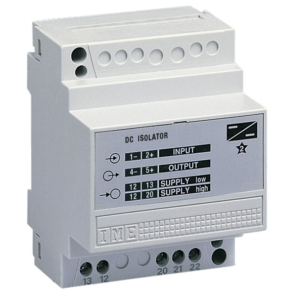 TM2G - DC Current and Voltage Signal Separator Transducers