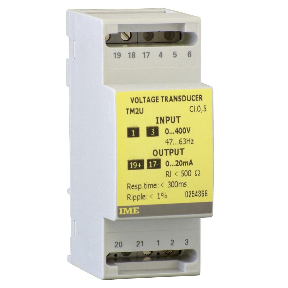 TM2U - AC Voltage Isolated Transducer