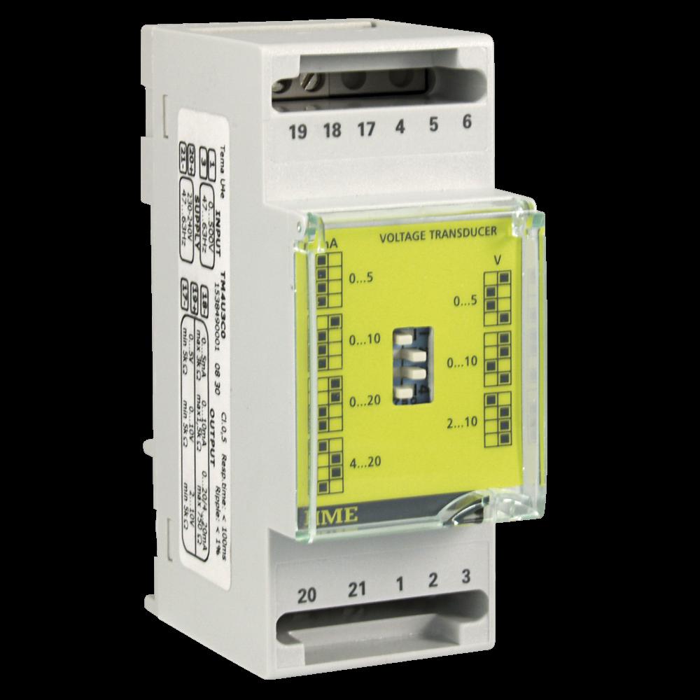 TM4U - AC Voltage Isolated Transducers - True RMS