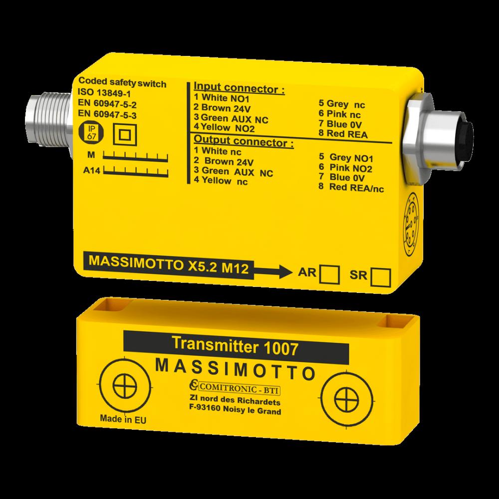 Comitronic-BTI MASSIMOTTO X5 Series