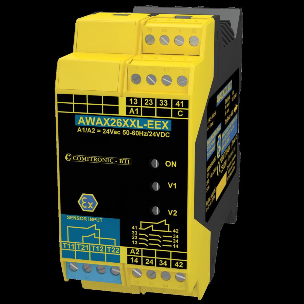 Comitronic-BTI AWAX 26XXL EEX AND EEX3