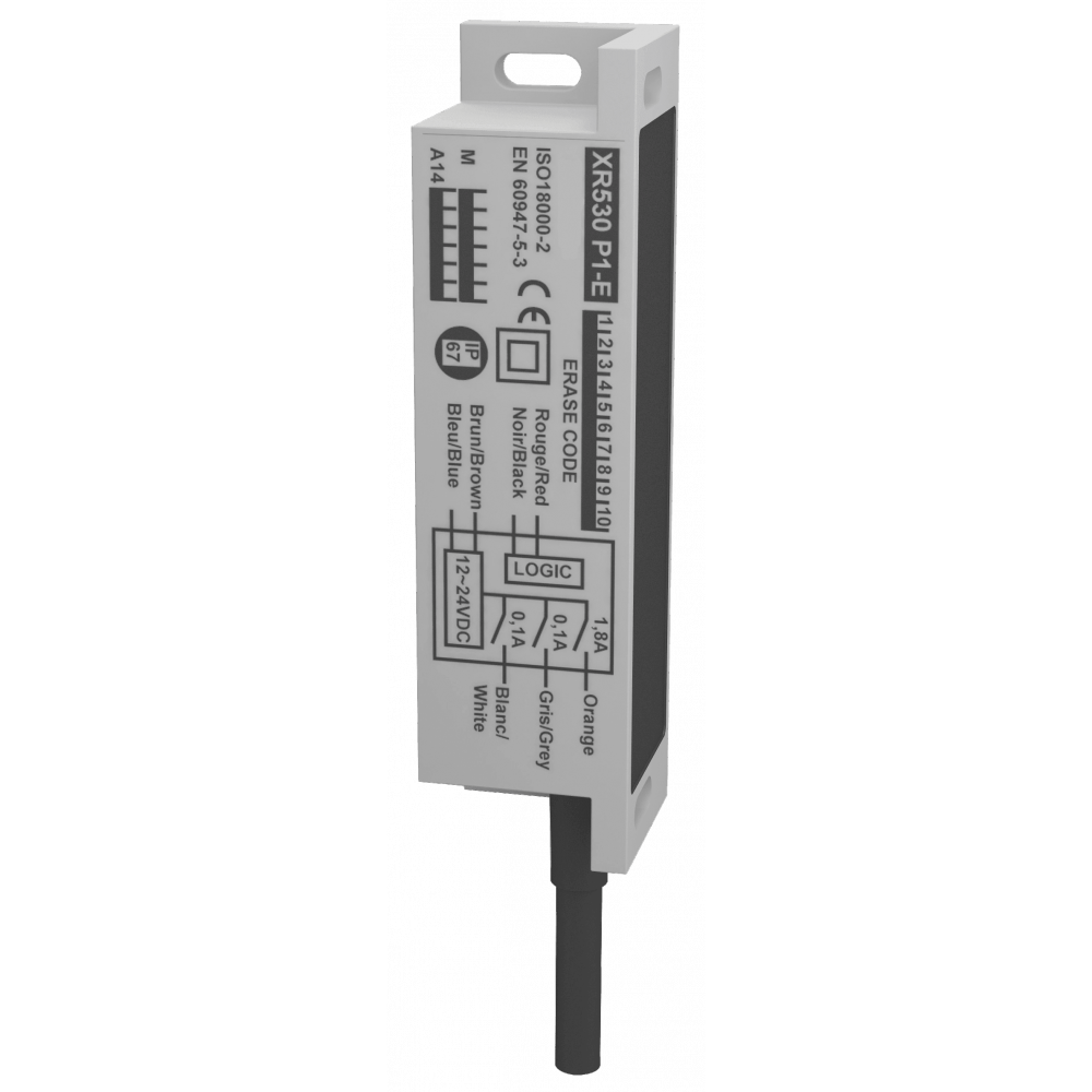 Comitronic-BTI XR 530P Card access control with RFID encoding