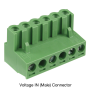 Supply Voltage Connector Plugs (EasyWire)