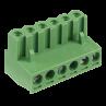 Supply Voltage Connector Plug Male