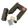 DBP58 split core measuring current transformer exploded view
