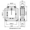 DBP88 Current Transformer Dimensions