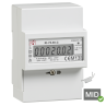 Rayleigh Instruments RI-78-80-C 80A Single Phase Network MID Certified kWh Active Energy Meter
