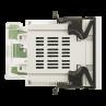 RI-F220 DIN72 Multifunction Meter Side View