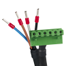 TAS-F-MVSC - Meter Voltage Supply Cable Connectors