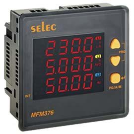 Selec Digital Meters