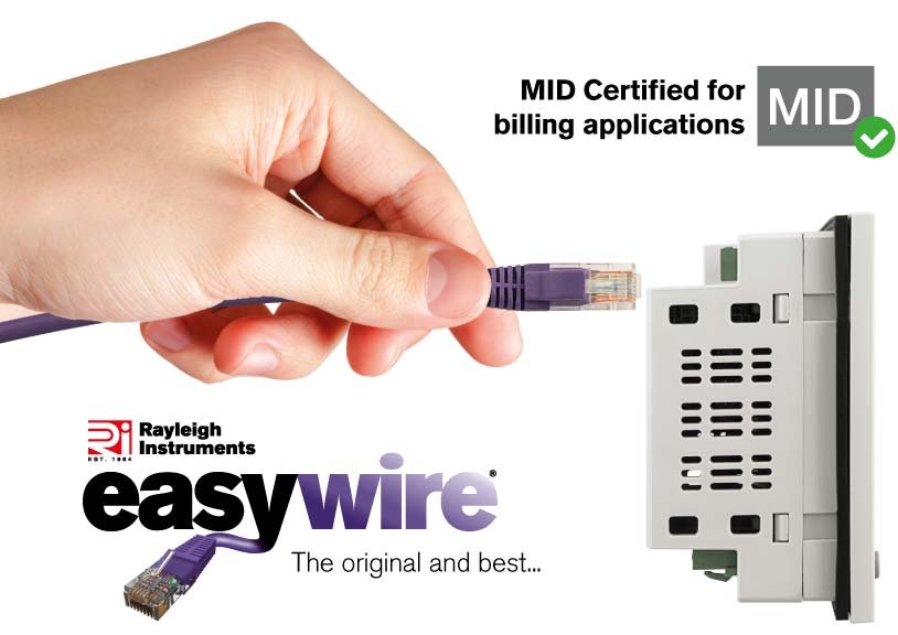 easywire - The Original and Best - Now MID Certified.