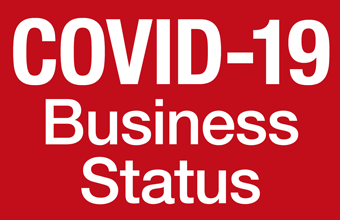 CORVID-19 Business Status