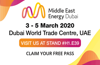 Middle East Energy Exhibition Dubai 2020