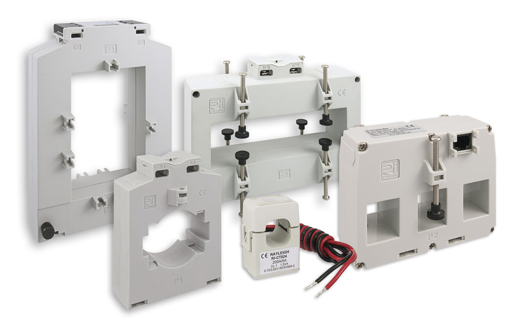 All NEW range of Current Transformers from Rayleigh Instruments