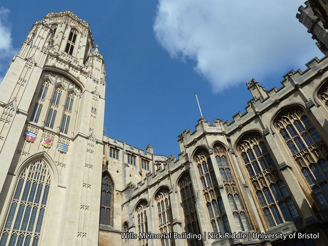 Wills Memorial Building - Nick Riddle - University of Bristol