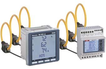IME Nemo 96 HDLe and Nemo D4-Le Rogowski Meters