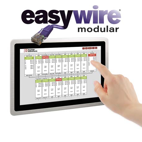easywire Modular - The Next Generation Energy Monitoring and Control System