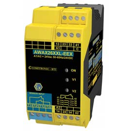 Comitronic BTI Safety Relays