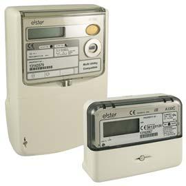 Elster kWh Meters