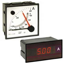 IME Analogue and Digital Meters