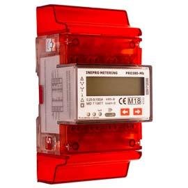 Inepro kWh Energy Meters