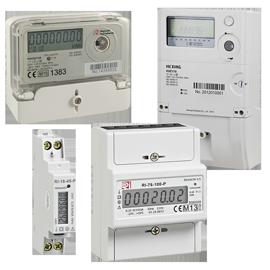 kWh Meters - Energy Meters