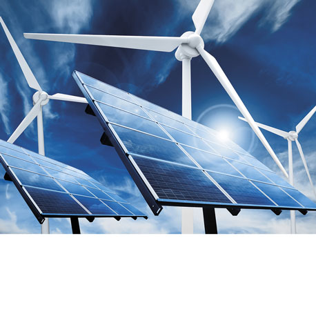 Renewable Energy Products for Solar and Wind and other renewable sources